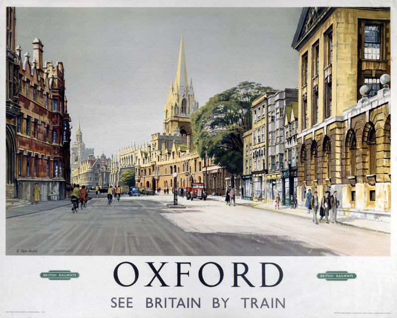 OxfordbyTrain